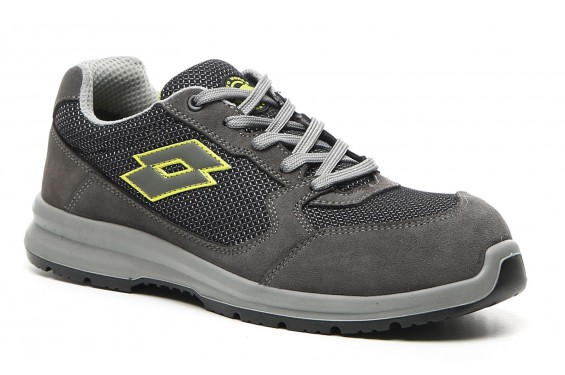 Chaussure securite Race grey 250 S1P Lotto Works pointure 45  Chaussures-pro.fr