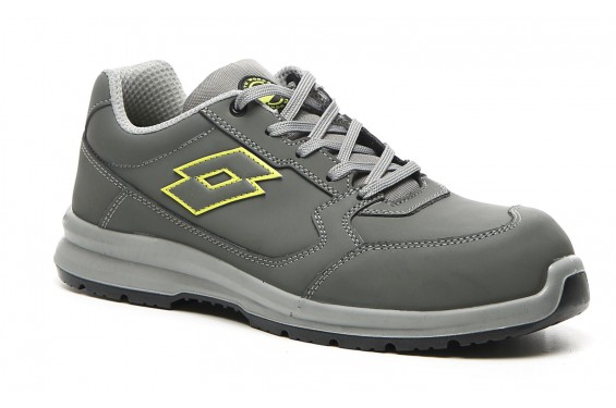 Chaussure securite Race grey 200 S3 Lotto Works pointure 42 Chaussures-pro.fr