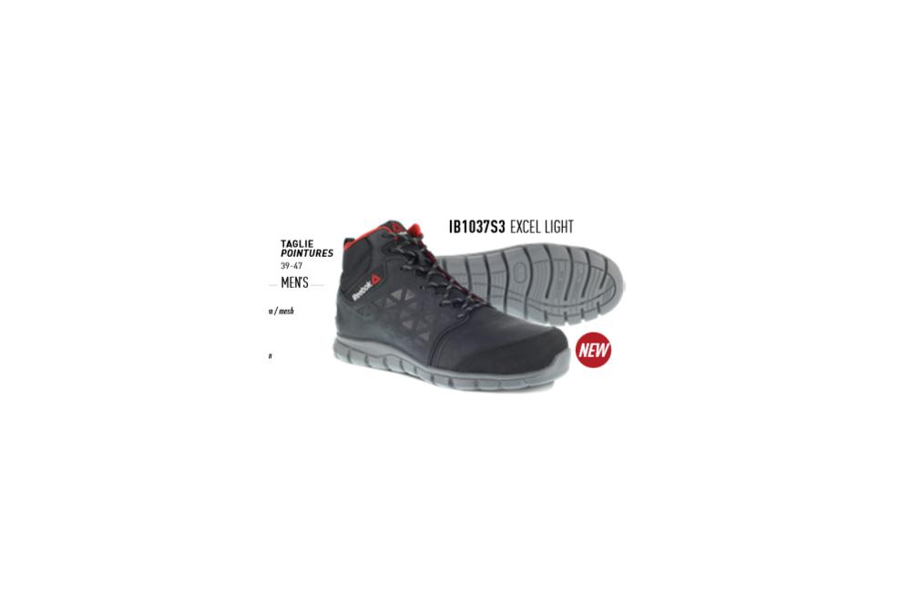 dd50a2521d7ae Chaussures sécurité REEBOK - Basket et tennis de protection Reebok Work