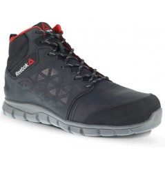 Basket de sécurité montante S3 excel light black Reebok