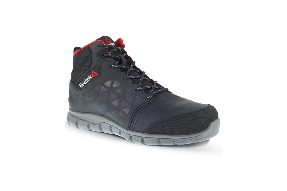 a6dbc87975688 Basket de sécurité montante S3 excel light black Reebok › Chaussures Pro