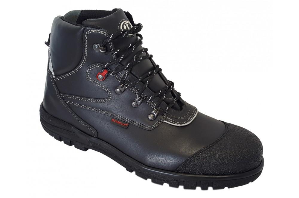 Chaussure de sécurité en grande pointure Ankle S3