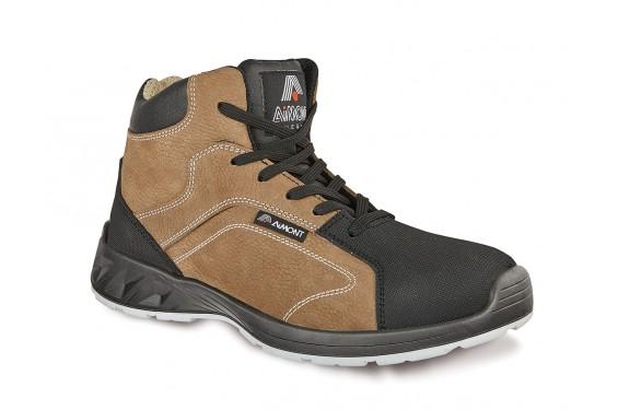 Chaussure securite haute resistante Wildcat S3 Aimont Chaussures-pro.fr