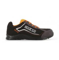 Basket securite souple nitro S3 gris noir Sparco Chaussures-pro.fr vue 1