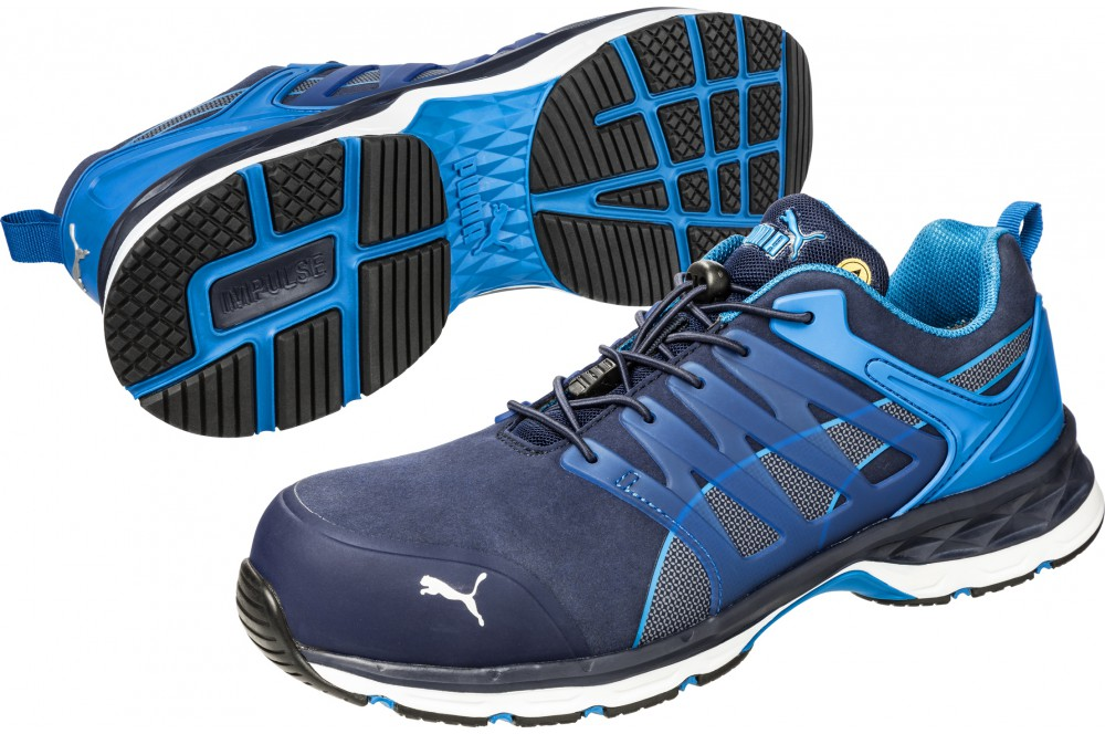Basket de sécurité S1P Velocity 2.0 blue low Puma