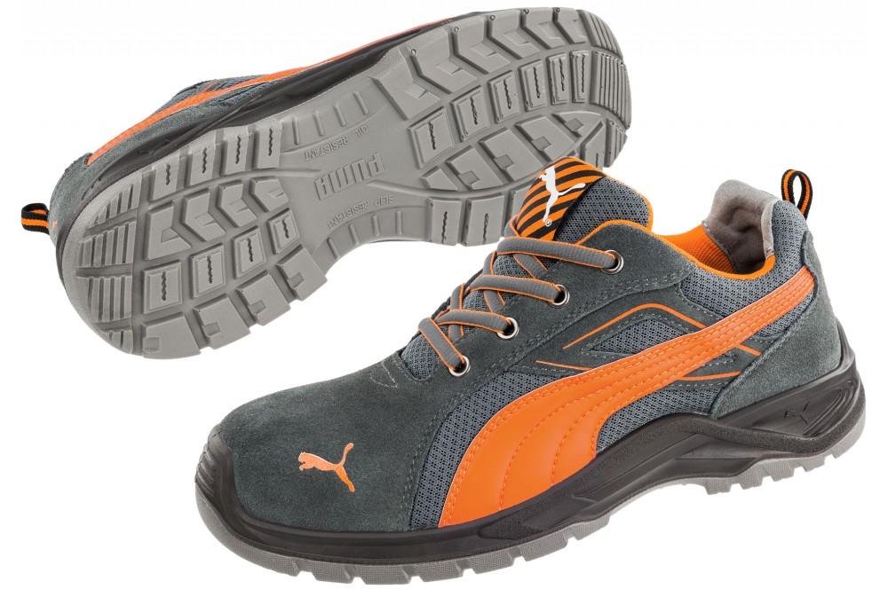 b30b634782b7 Basket de sécurité OMNI orange low S1P Puma › Chaussures Pro
