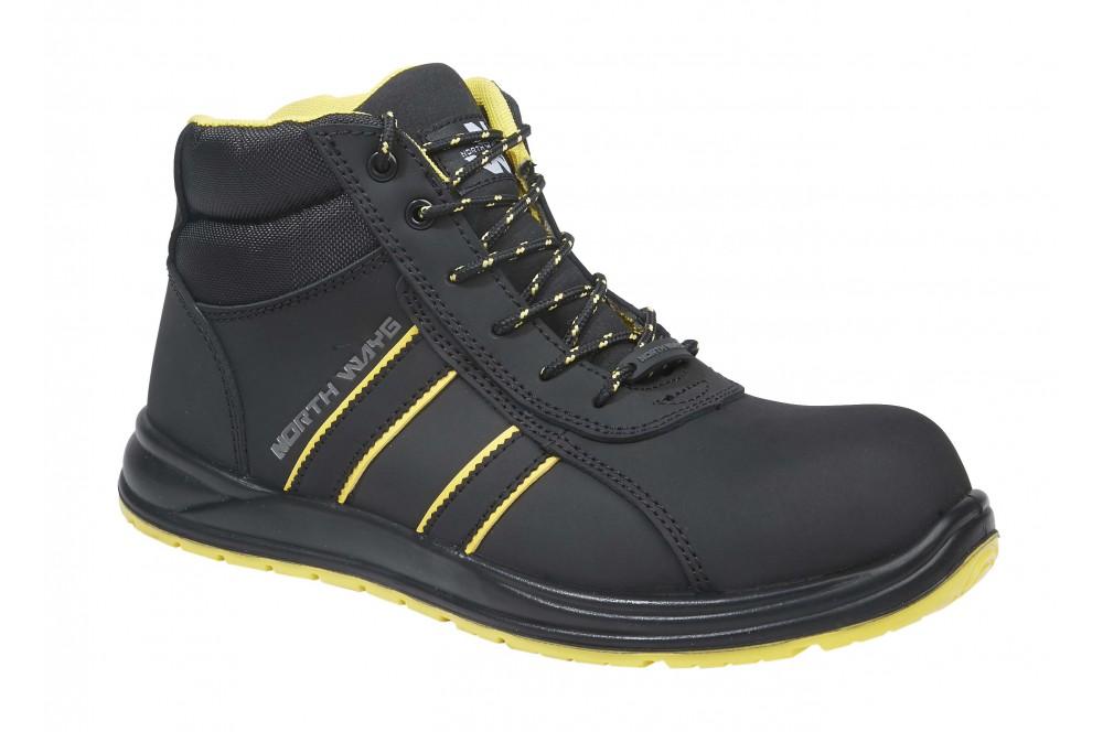 Chaussure securite montante tyson S3 North Ways