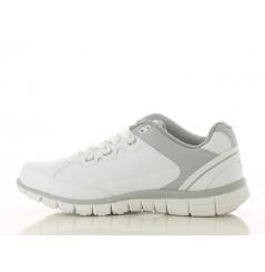Basket travail femme medicale Sunny grise Oxypas Chaussures-pro.fr vue 1