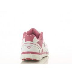 Basket travail femme medicale Sunny rose Oxypas Chaussures-pro.fr vue 4