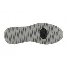 Basket travail medicale homme Justin gris Oxypas Chaussures-pro.fr vue 5