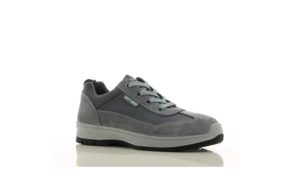 pas cher pour réduction 1a240 10cbb Chaussure de sécurité femme S1P Organic Safety Jogger