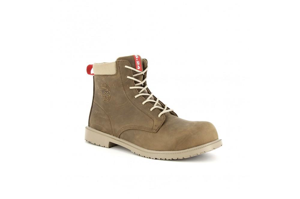 Chaussure de securite montante Orson s3 wru s24