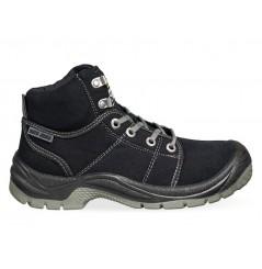 Chaussure de sécurité montante black Desert S1P Safety Jogger