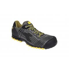 Basket securite legere Beat II tex low grise S1P Diadora Utility Chaussures-pro.fr vue 1