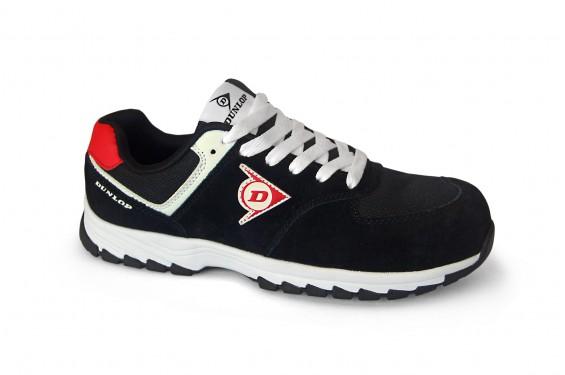 Basket securit legere Dunlop flying arrow S3 black Chaussures-pro.fr