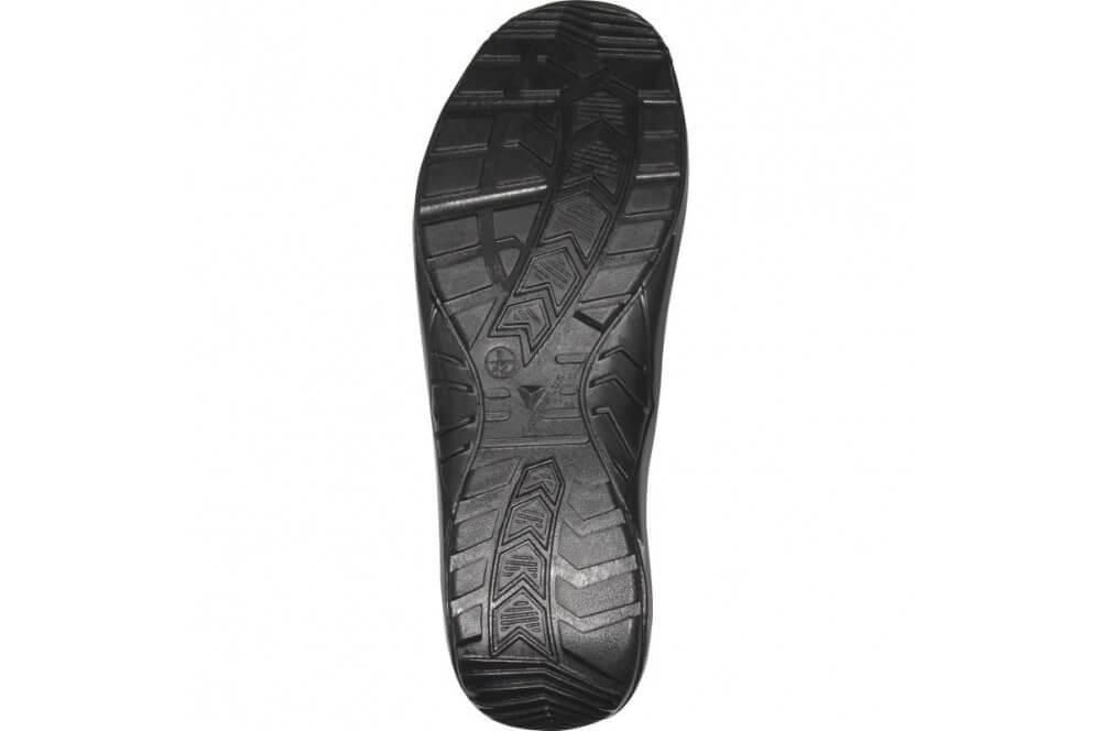 Chaussure de sécurité sans lacets miami S1P SRC Deltaplus