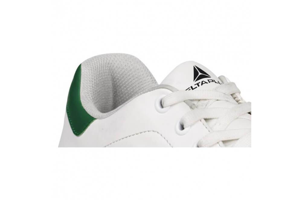 Chaussure de sécurité blanche Smash S1P SRC Deltaplus