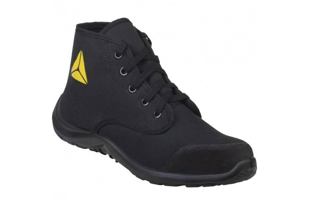 Chaussure de sécurité montante Arona canvas S1P SRC Deltaplus