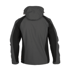 Veste travail softshell impermeable Trystan Herock Chaussures-pro.fr vue 1