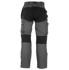 Pantalon travail tissu extensible poches flottantes Spector Herock Chaussures-pro.fr vue 1