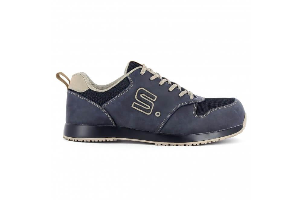 Chaussure de securite basse en cuir Samoa s3 s24