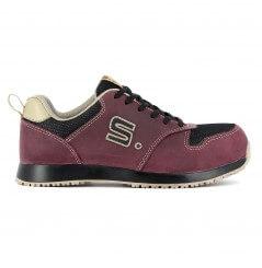 Chaussure de securite femme en cuir Tahi s3 s24