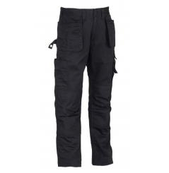 Pantalon de travail coupe slim fit Nato Herock