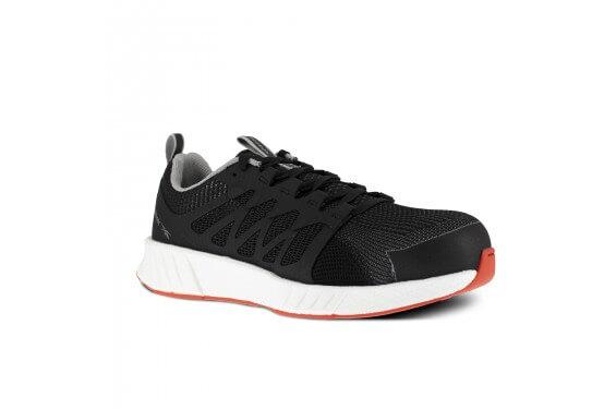 Basket securite legere S1P SRC fusion noir Reebok Chaussures-pro.fr