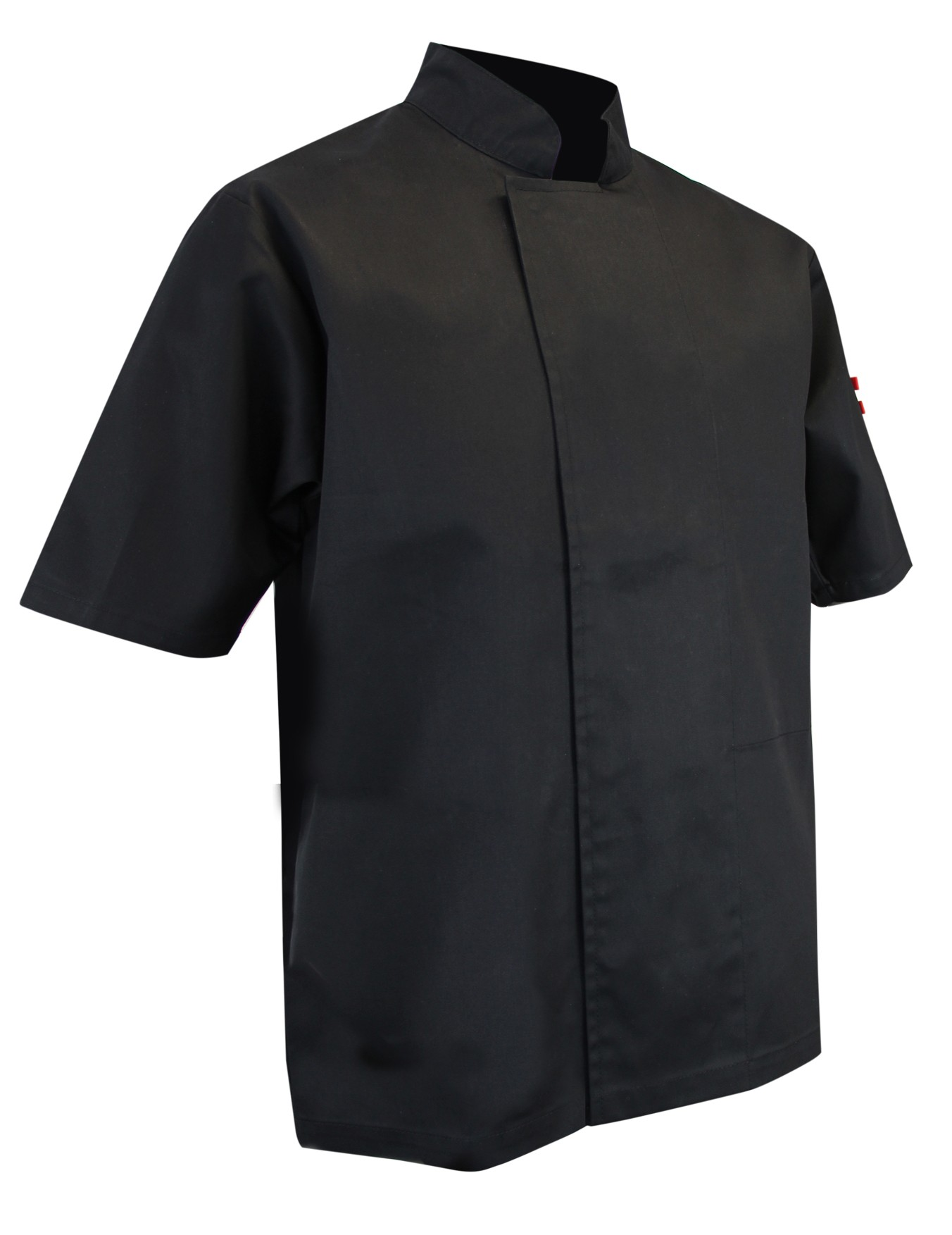 Veste cuisinier noire...