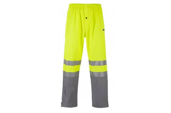 Pantalon pluie haute visibilite Griffis North Ways Chaussures-pro.fr