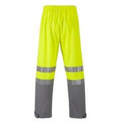 Pantalon pluie haute visibilite Griffis North Ways Chaussures-pro.fr vue 1