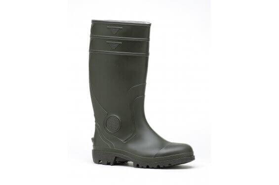Botte securite pas cher PVC Optimat Baudou Chaussures-pro.fr