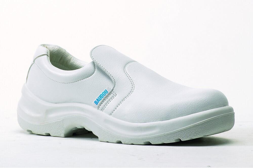 Chaussure de cuisine Loafer imperméable baudou