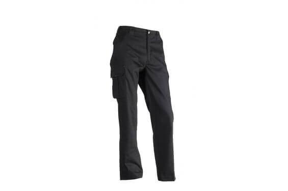 Pantalon travail coton coupe droite Odin Herock Chaussures-pro.fr