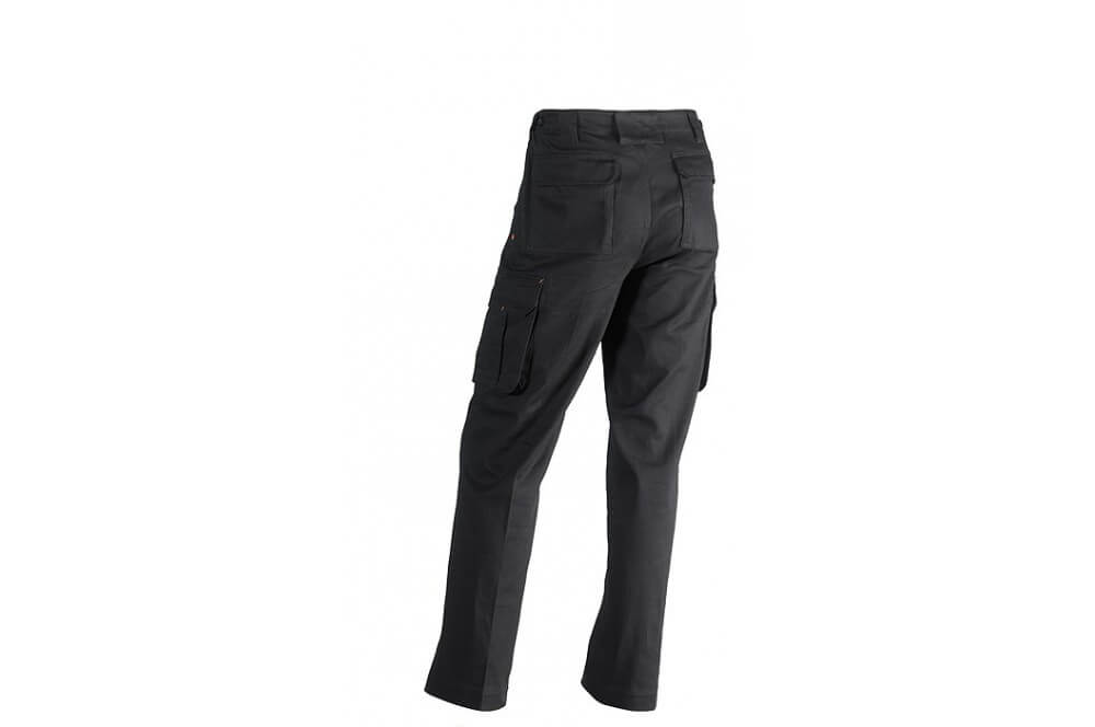 Pantalon de travail coton coupe droite Odin Herock