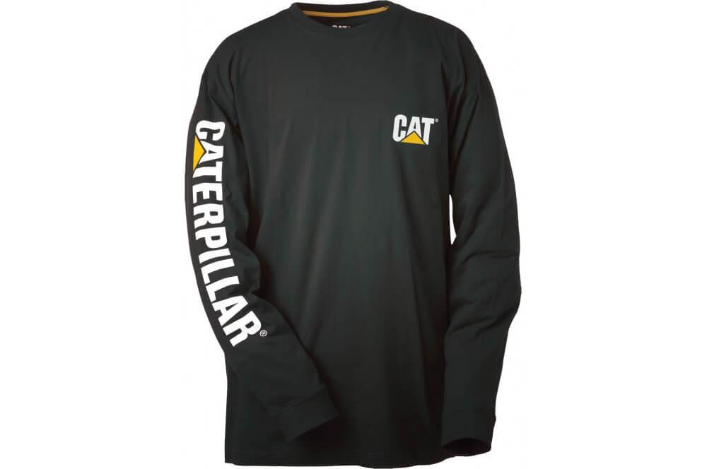 Tee shirt à manches longues Caterpillar
