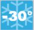 Logo -30°C